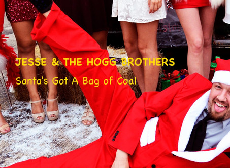 Jesse & The Hogg Brothers Release New Christmas Song - 'Santa's Got A Bag Of Coal'