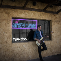 Upcoming Alternative Rock Artist Tony Oso Releases Single - 'Not Open Late'