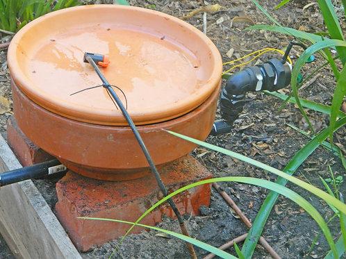 Large Terracotta Irrigation Controller