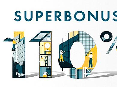 Novità: cessione credito Superbonus 110%
