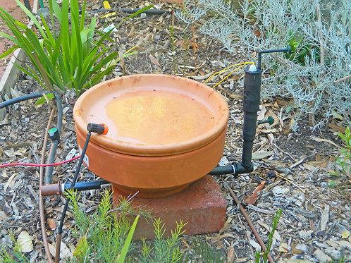Measured Irrigation Valve Controller