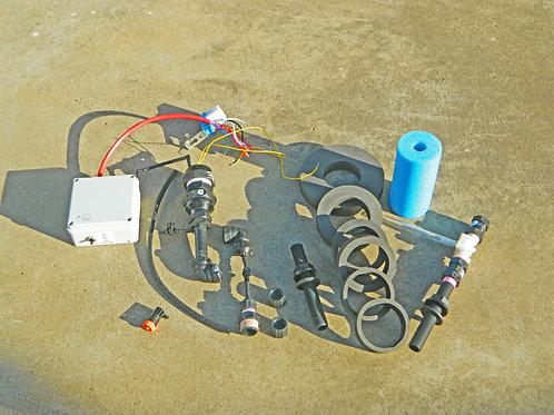 DIY Universal Measured Irrigation Controller Kit (free postage within Australia)