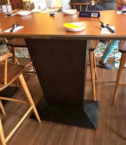 Japanese style bar table