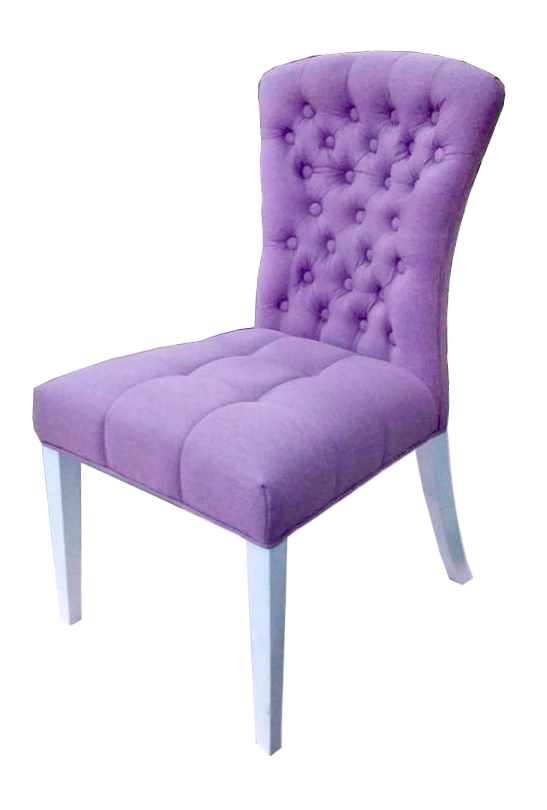 Sample house dressing chair