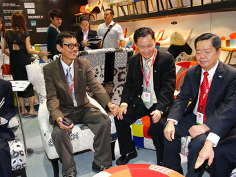 Furniture industry players urged to collaborate closely