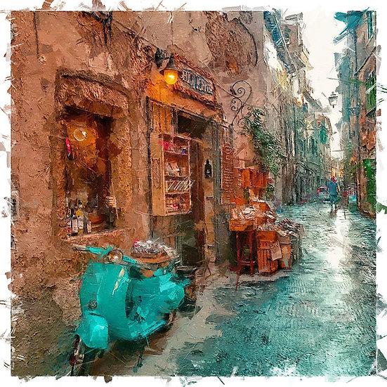 «Pitigliano Toscana»