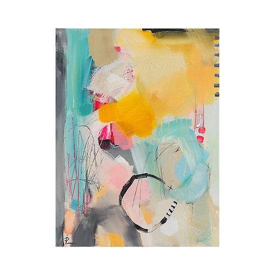 «Concept-005» – kunsttrykk - giclée
