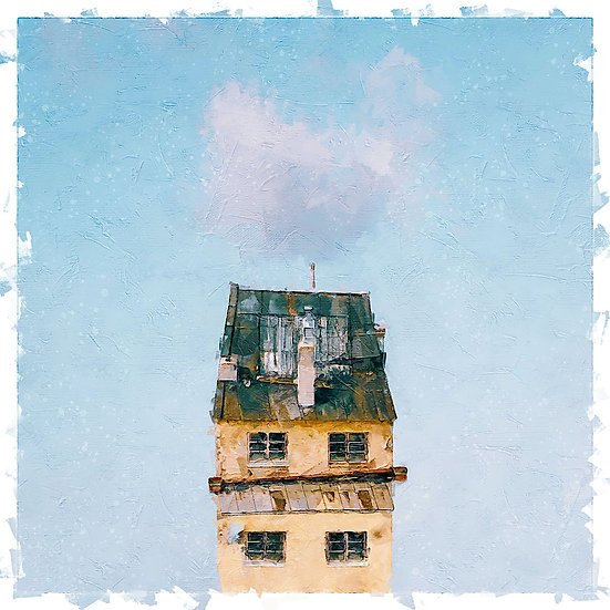 «House in The Sky»