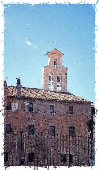 «Rome Streets-04»