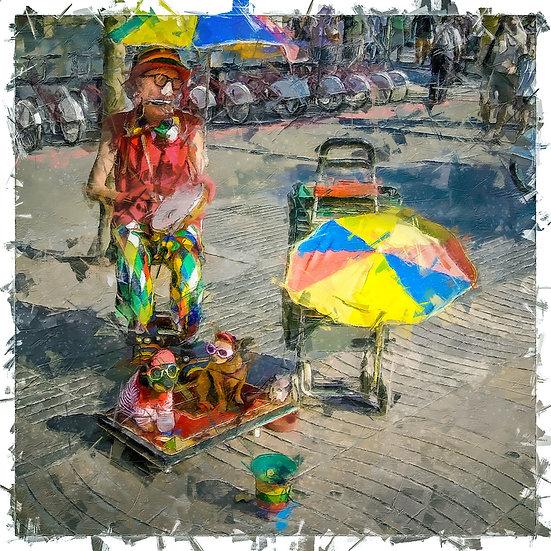 «La Rambla - Mini Circus»