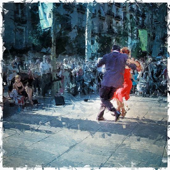 «La Rambla Tango-2»