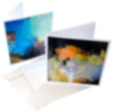 VKunst-kort – diverse småtrykksaker med høyd kvalitet