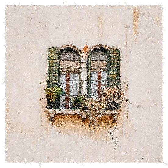 «Mediterranean Window»