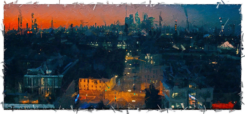 «City Sunset» – price from