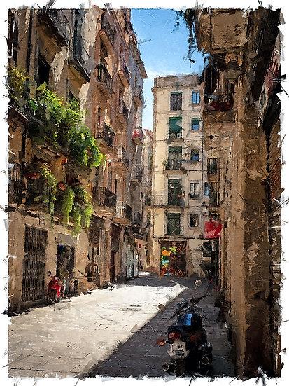 «Barcelona Streets»