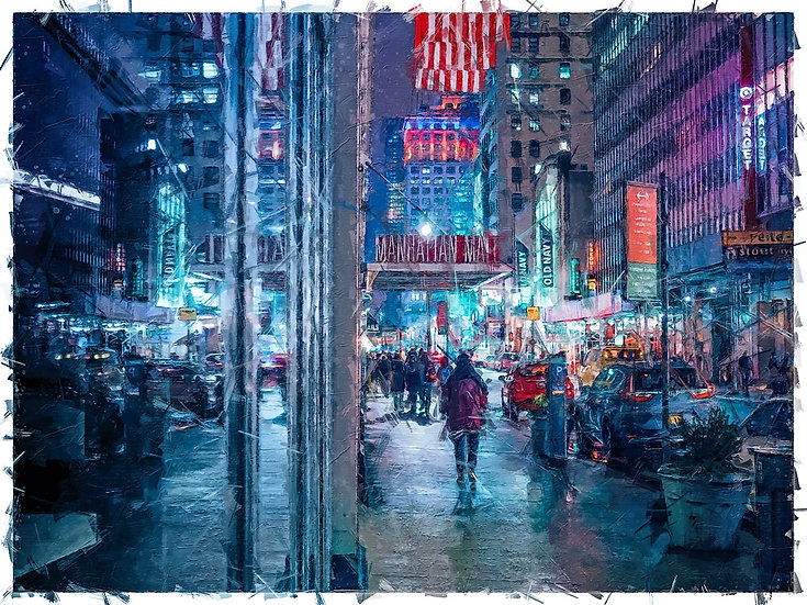 «Manhattan»
