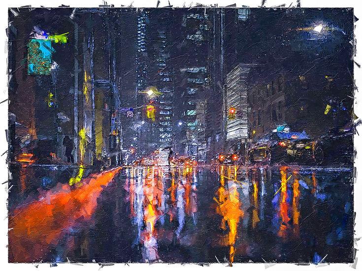 «Night Street» – price from