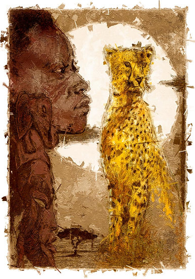 «African Spirit-1» – price from