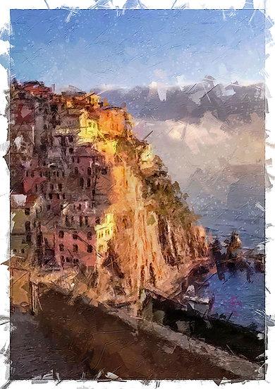 «Manarola village - Italy»