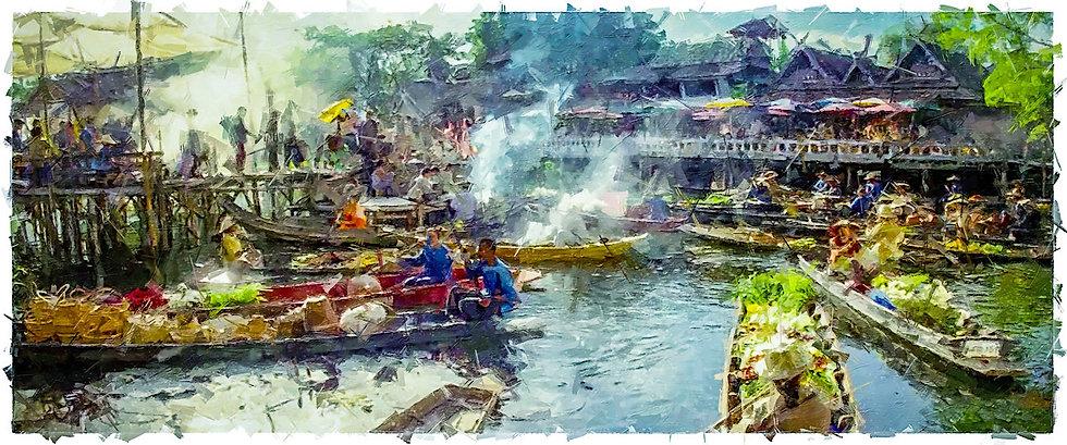 «River Market Thailand»