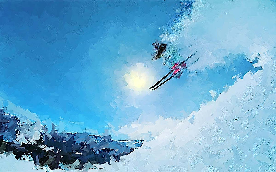 «Alpine skiing-2» – price from