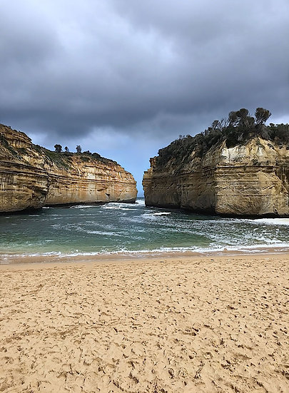 «South coast of Australia-2» – FOTO-image