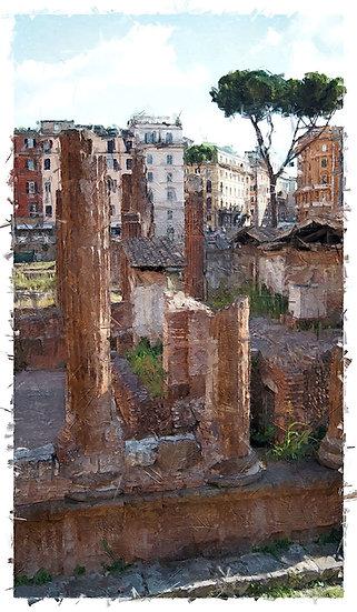 «Rome Streets-08»
