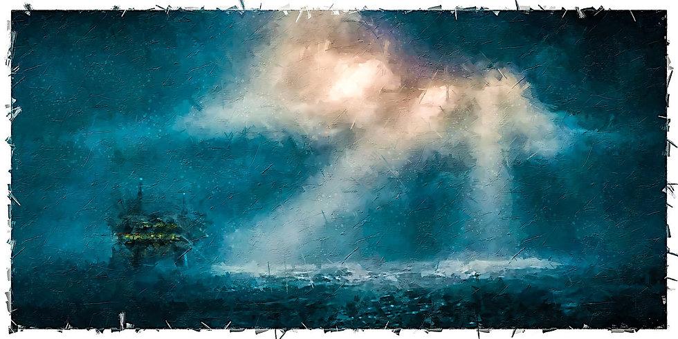 «Rough North Sea»