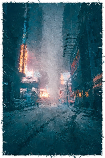 «Winter Smog» – price from