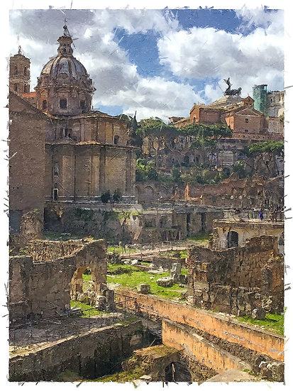 «Rome Forum»