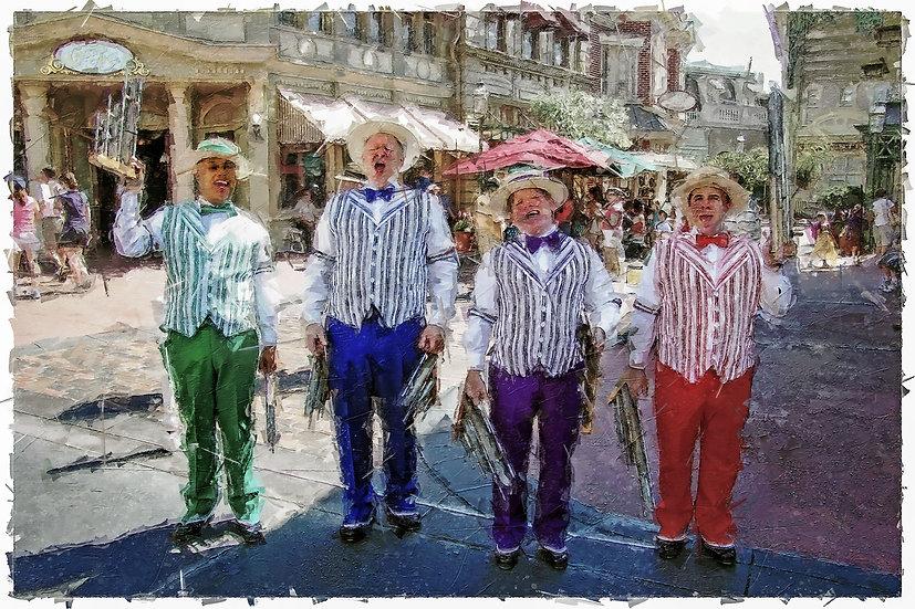 «Disney Singers»