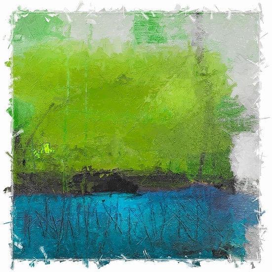 «Green-blue» – price from