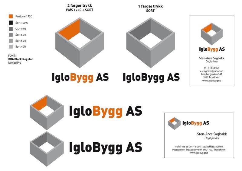 Iglo Bygg-profil