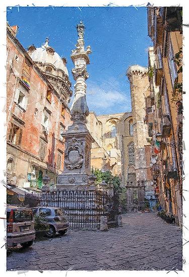 «Napoli Streets-01»