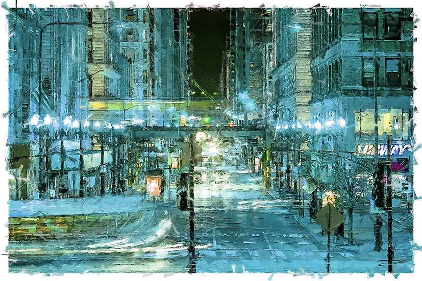 «Blue City» – price from
