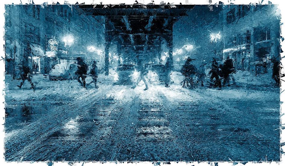 «Snowing»