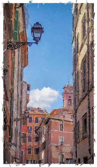 «Rome Streets-01»