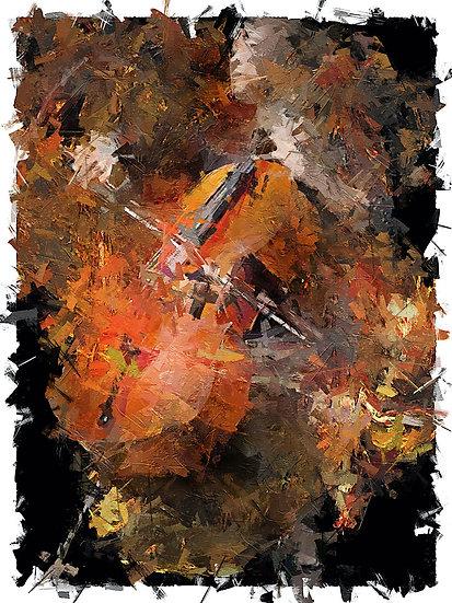 «Cello on Fire»