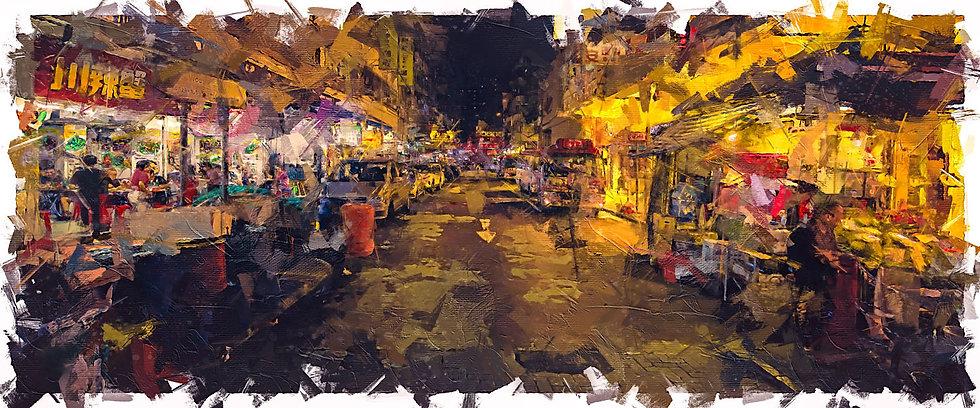 «Hong Kong Streets»