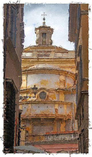 «Rome Streets-05»