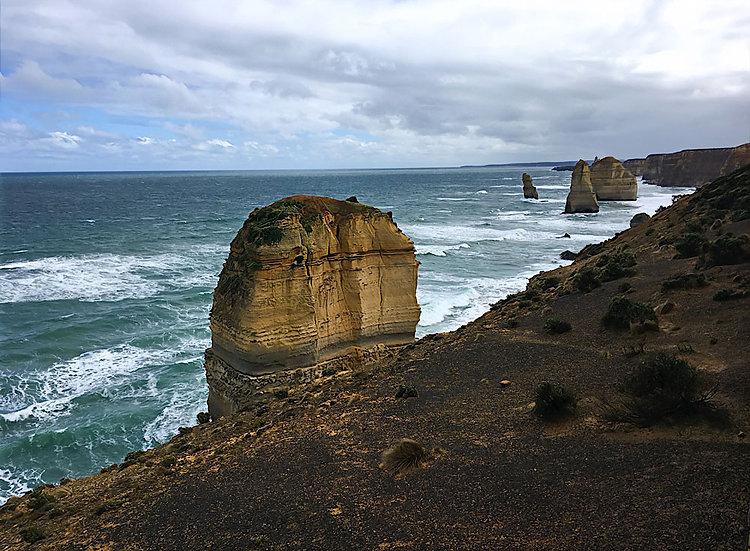 «South coast of Australia-4» – FOTO-image