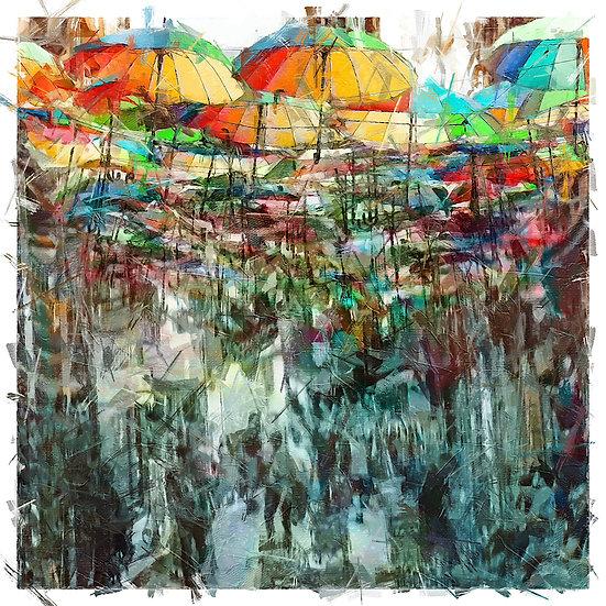 «Umbrella Sky»