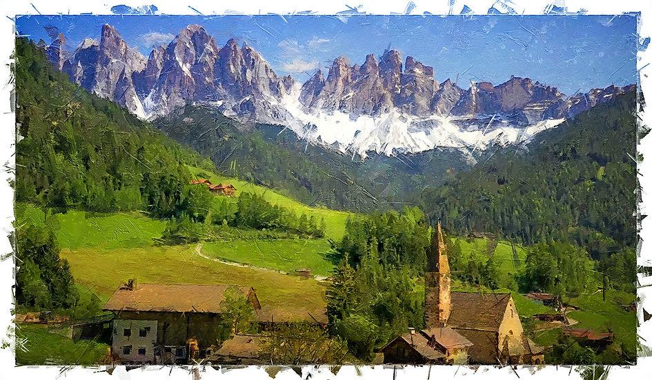 «Magical Alps»