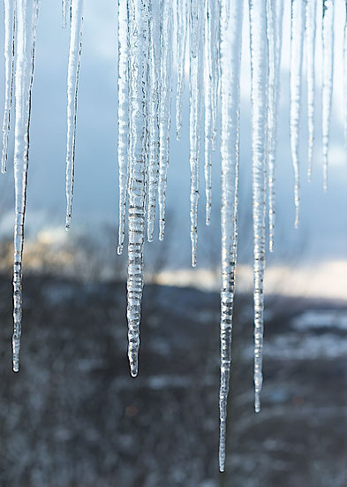 «Icicles» – Photoimage