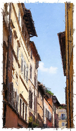 «Rome Streets-06»