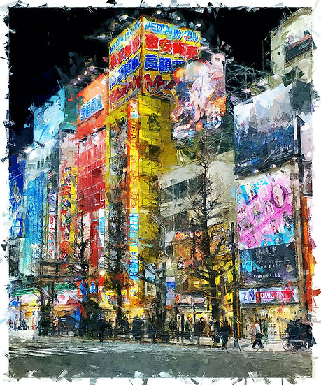 «Tokyo Night» – price from