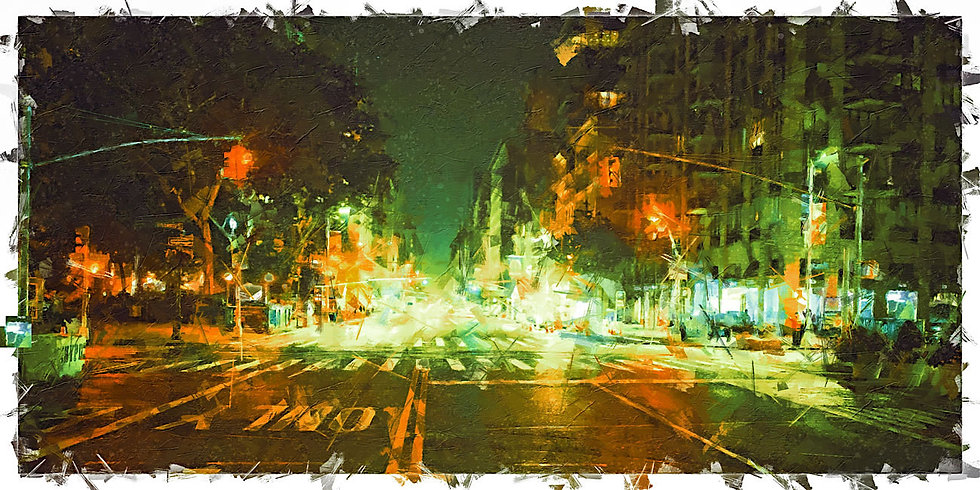 «On Red Light»