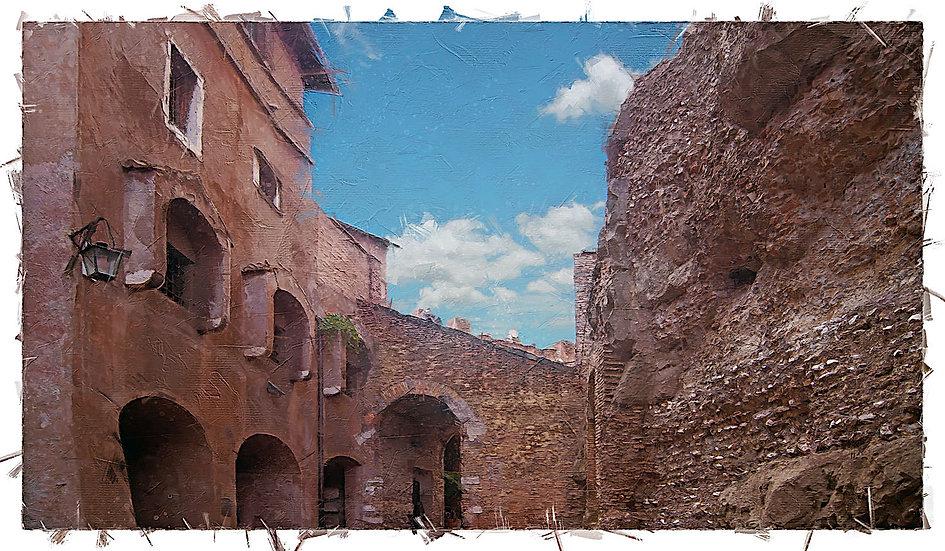 «Angel Castle Rome»