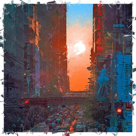 «Chicago Sunrise»