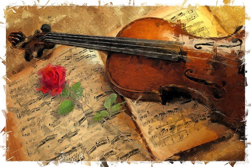 «Music Violin»